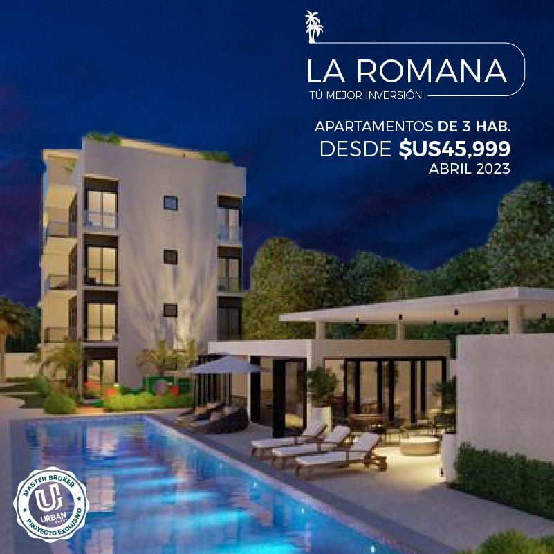 Complejo de apartamentos en La Romana