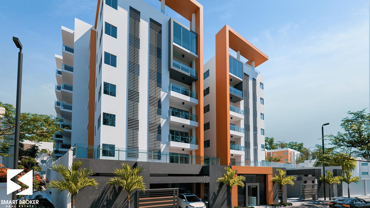 Apartamentos en venta en la zona de los cacicazgos