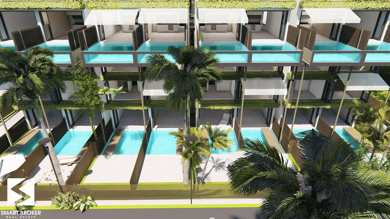 Proyecto de villas ubicado en el increíble complejo residencial de Cap Cana
