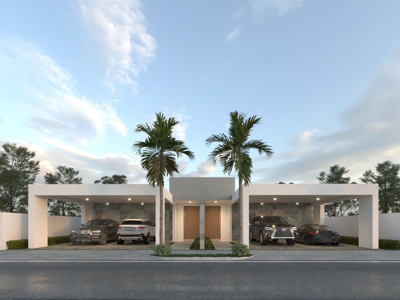 Dúplex de 3 habitaciones en Bávaro Punta Cana.