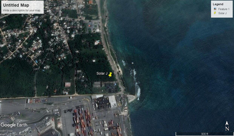 Foto aerea sat Solar J