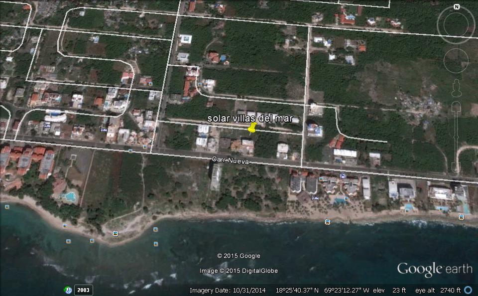 Ubicacion satelite VdelM
