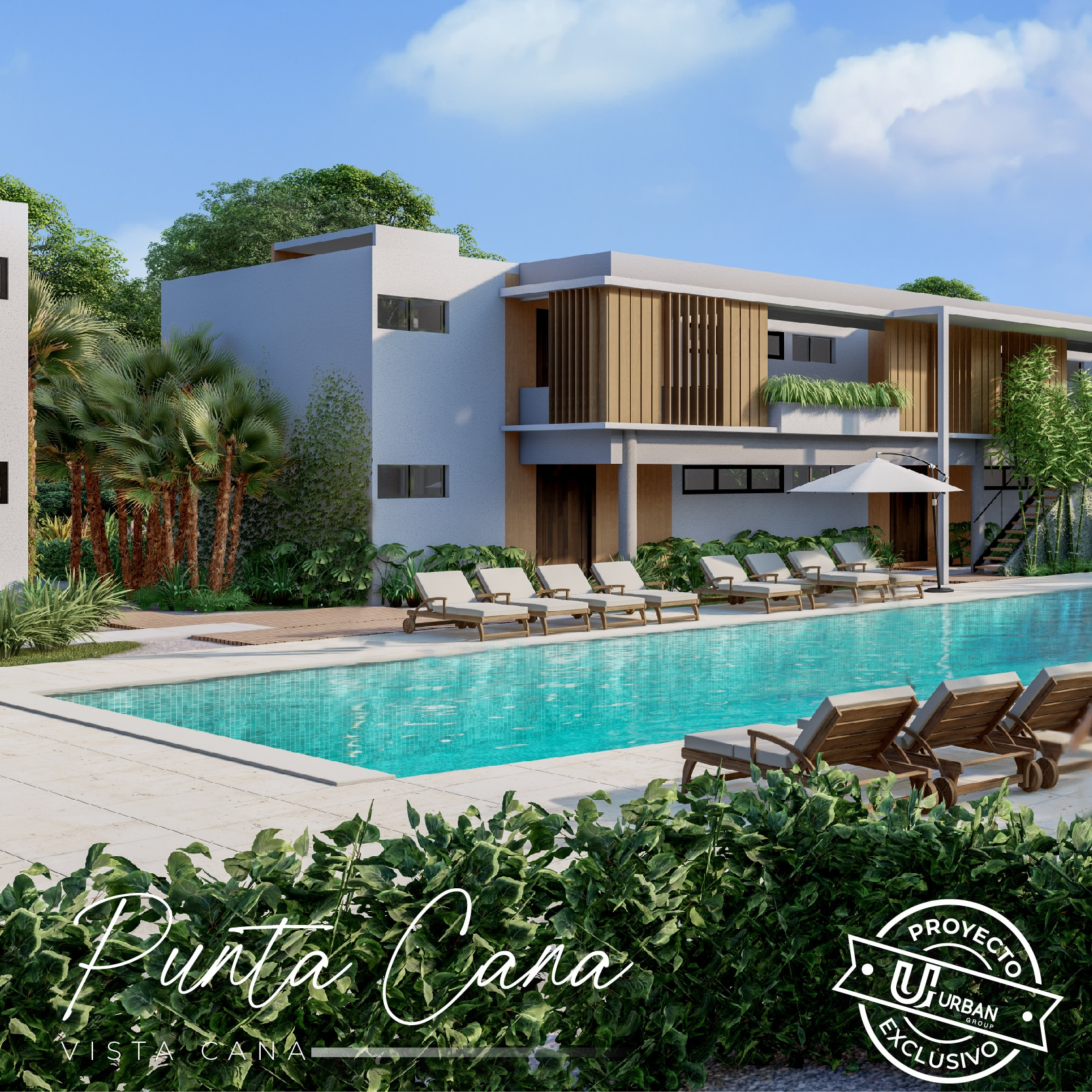 Villas en Punta Cana.