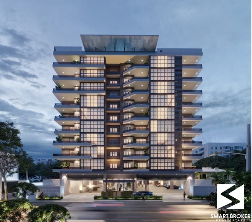 Proyecto de apartamentos Evaristo Morales
