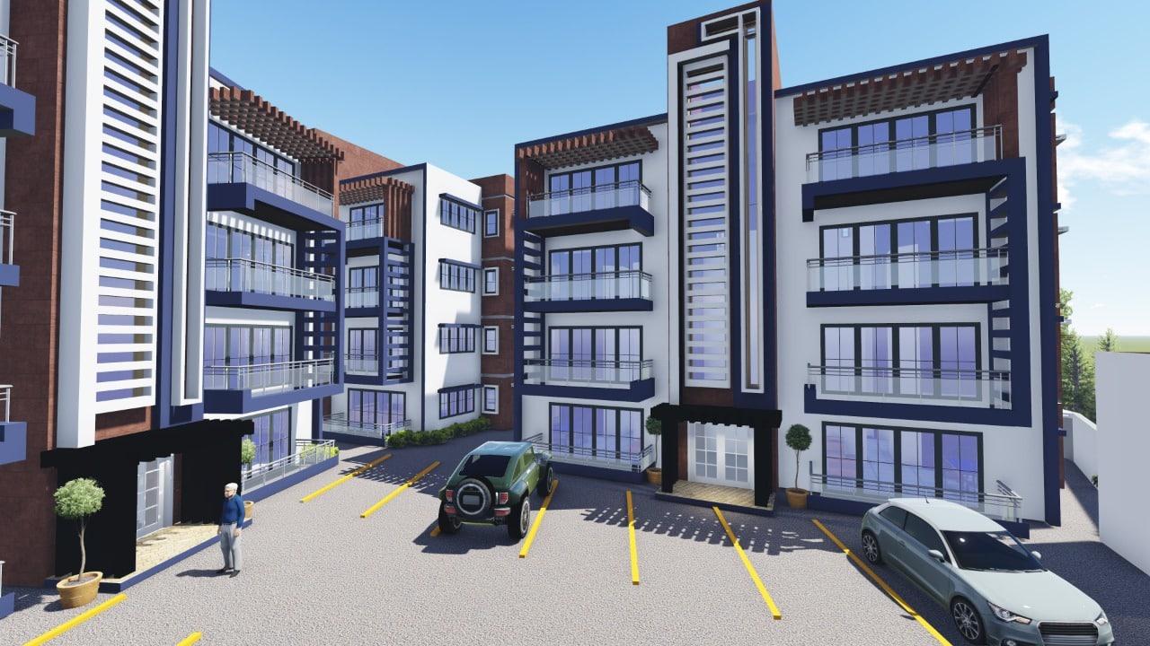 Apartamentos, Residencial San Isidro