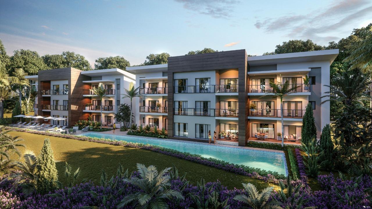Arboleda Punta Cana Beach Golf Condo Lifestyle desde US$219,000