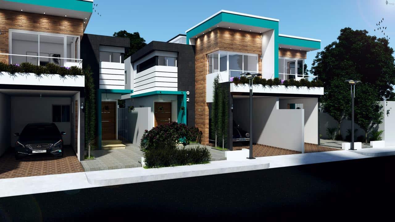 Casa en Brisa Oriental San Isidro en venta Residencial Julied US$105,900