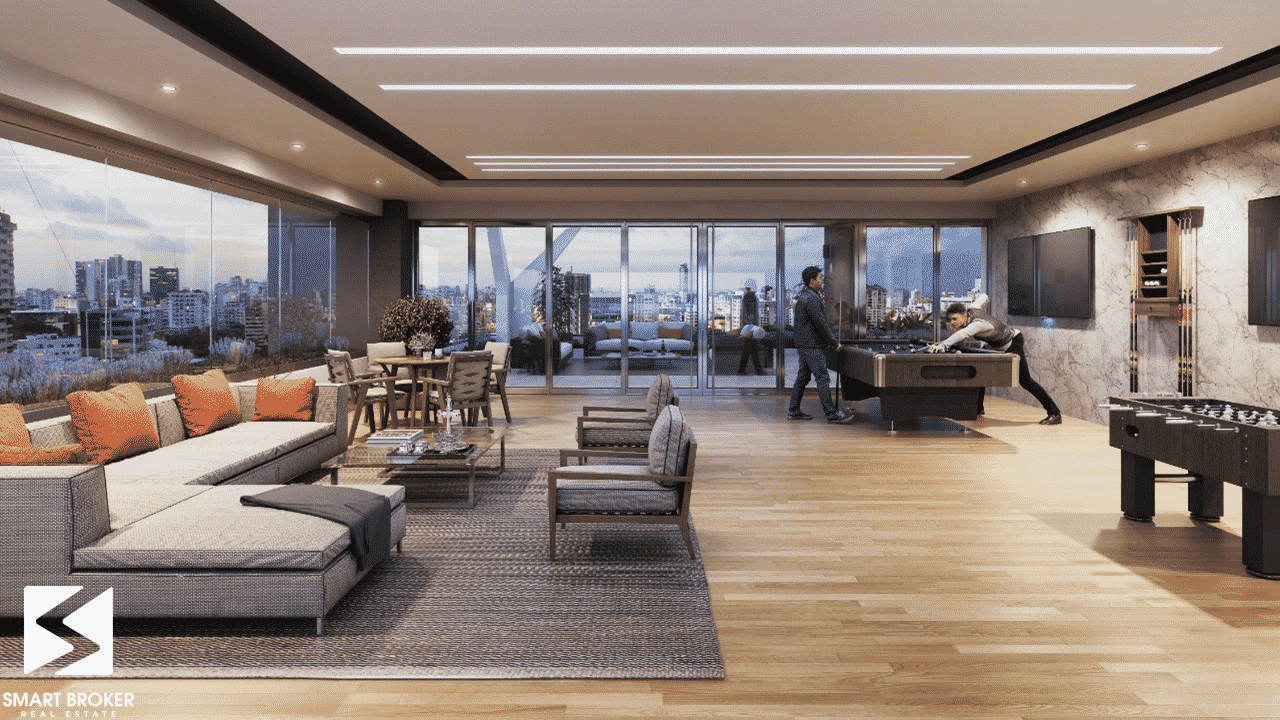 Maravillosos apartamentos en el Distrito Nacional