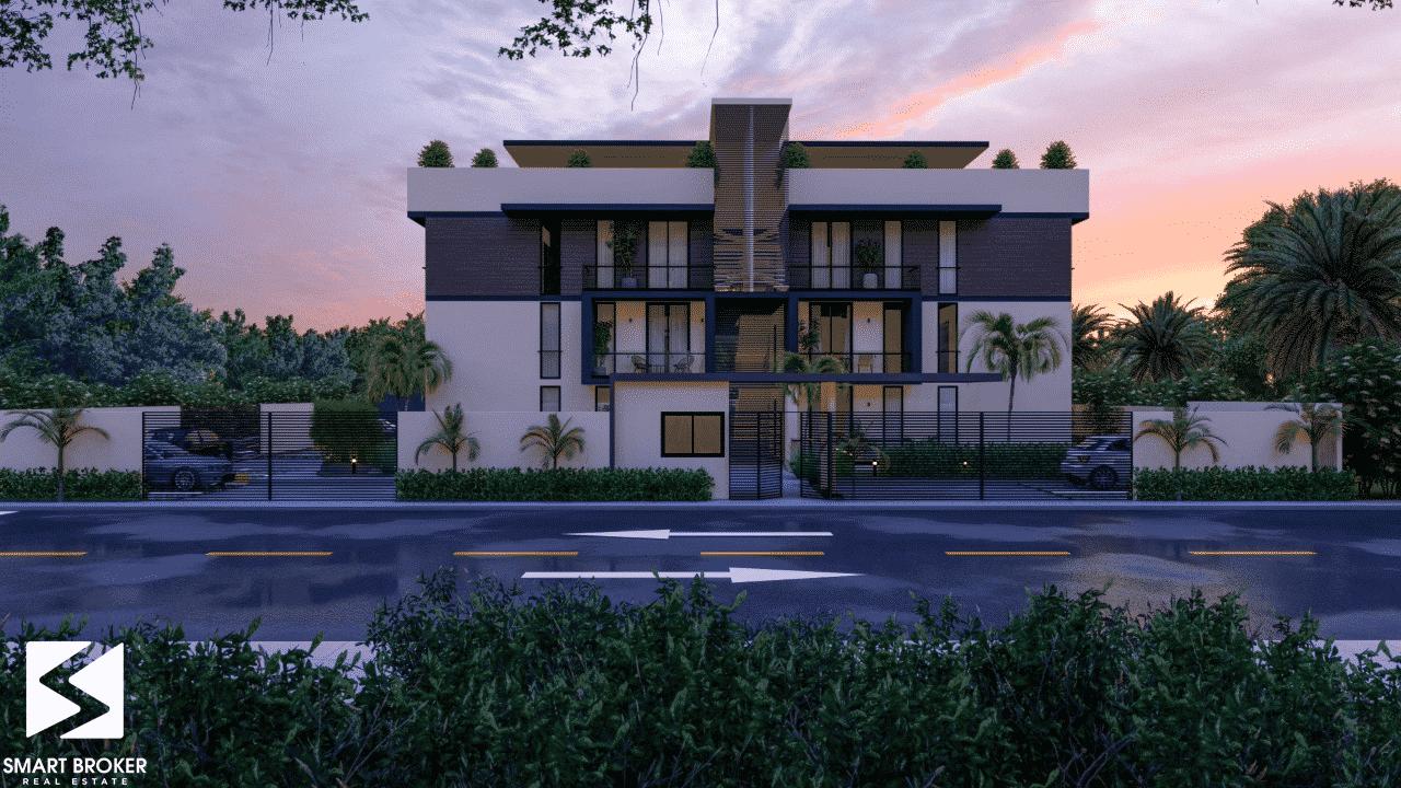 Exclusivo proyecto de apartamento PUNTA CANA