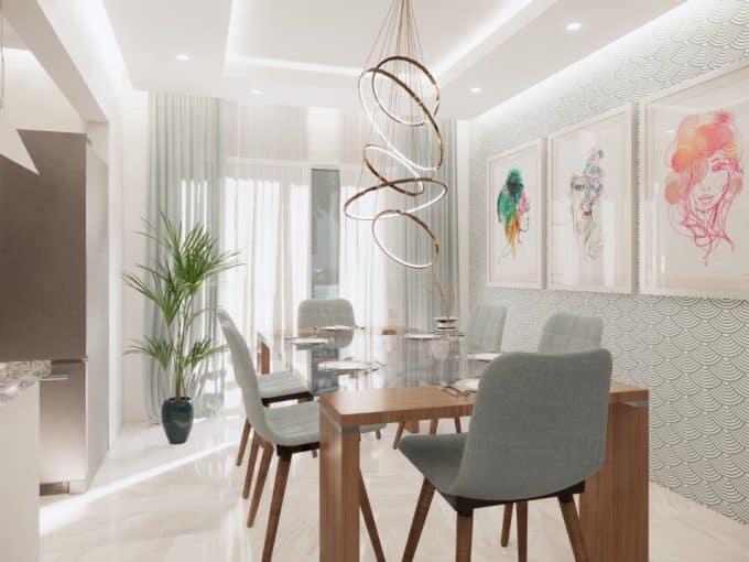 Proyecto de Apartamentos con Bono Vivienda en Ventas 4