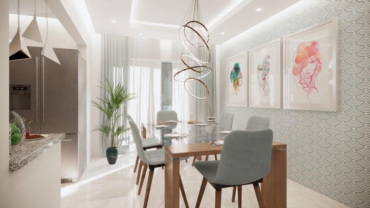 Apartamentos con Bono Vivienda Proyecto Residencial Lorett Próximo Carretera Mella US$54,700
