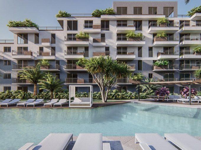 Proyecto de Apartamentos en Punta Cana que ver en punta cana resort y hoteles en punta cana Las Nubias 3
