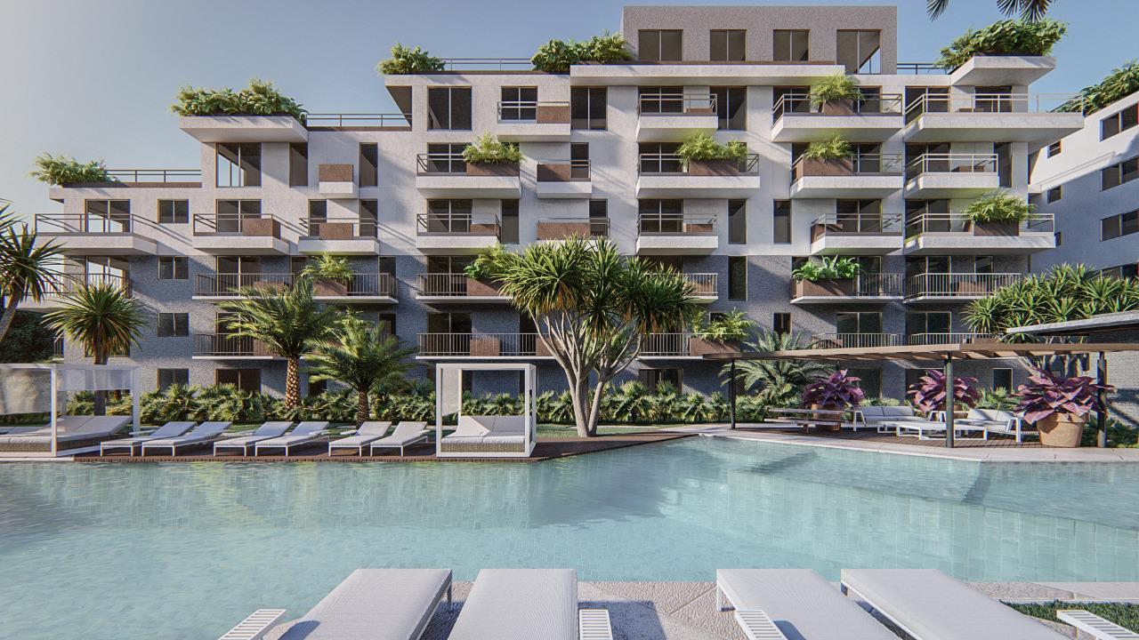 Proyecto de Apartamentos en Punta Cana Las Nubias Punta Cana desde US$74,900