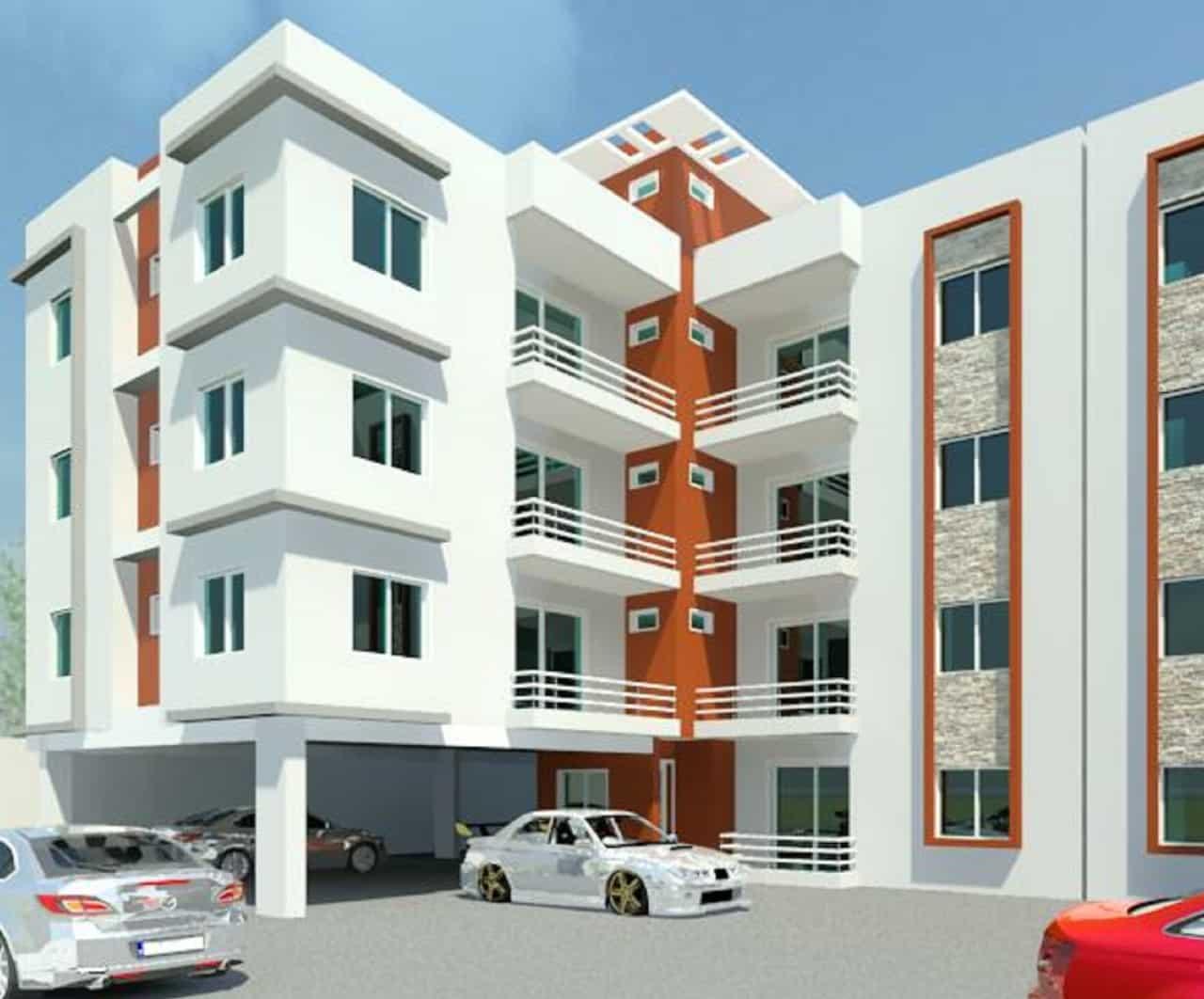 Residencial Apartamento en Autopista San Isidro Prado Oriental