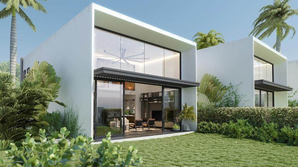 Villas en Juan Dolio Metro Country Club and Golf, Sabbia Residence US$229,000