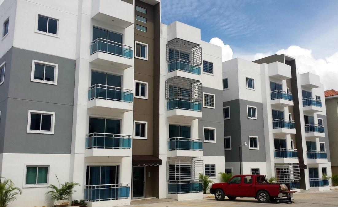 Apartamentos en venta Santo Domingo Este Las Américas Residencial Franquisa