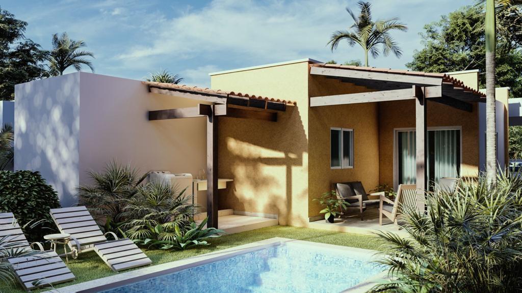 Casas en Punta Cana Republica Dominicana Pueblo Bavaro desde US$ 84,900