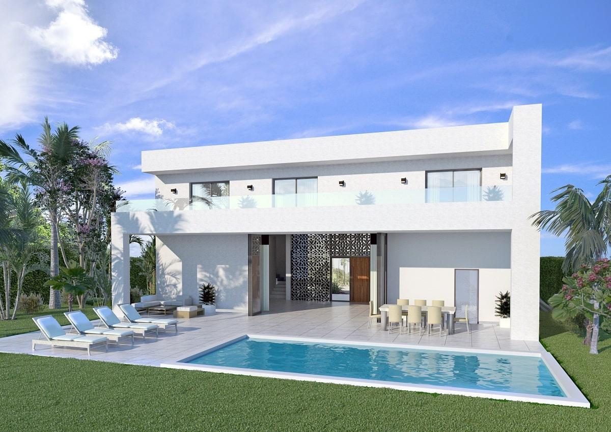 Venta de Villa en CapcanaOpen Villas Las Iguanas desde US$ 559,839