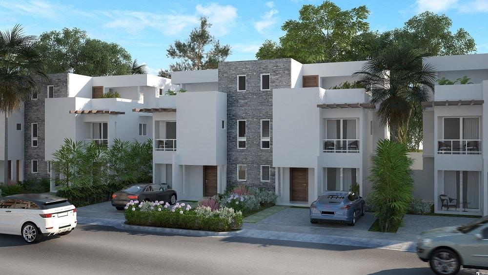 Casa en venta Verón Punta Cana con Bonos del Gobierno US$92,500