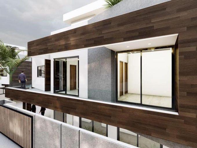 Autopista San Isidro Proyecto de casas 3 habitaciones El Prado Venta