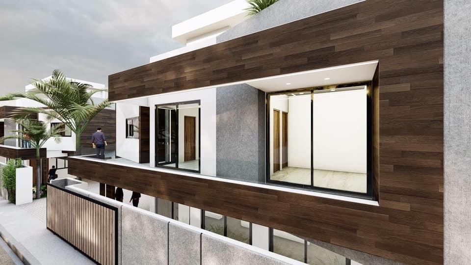 San Isidro, Prado Oriental, Venta proyecto de casas de 3 Habitaciones, Marquesina doble, Santo Domingo Este