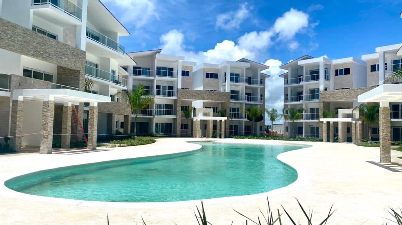 ! Paseo Playa Coral Bavaro Punta Cana un paraíso para invertir Desde US$199,000¡