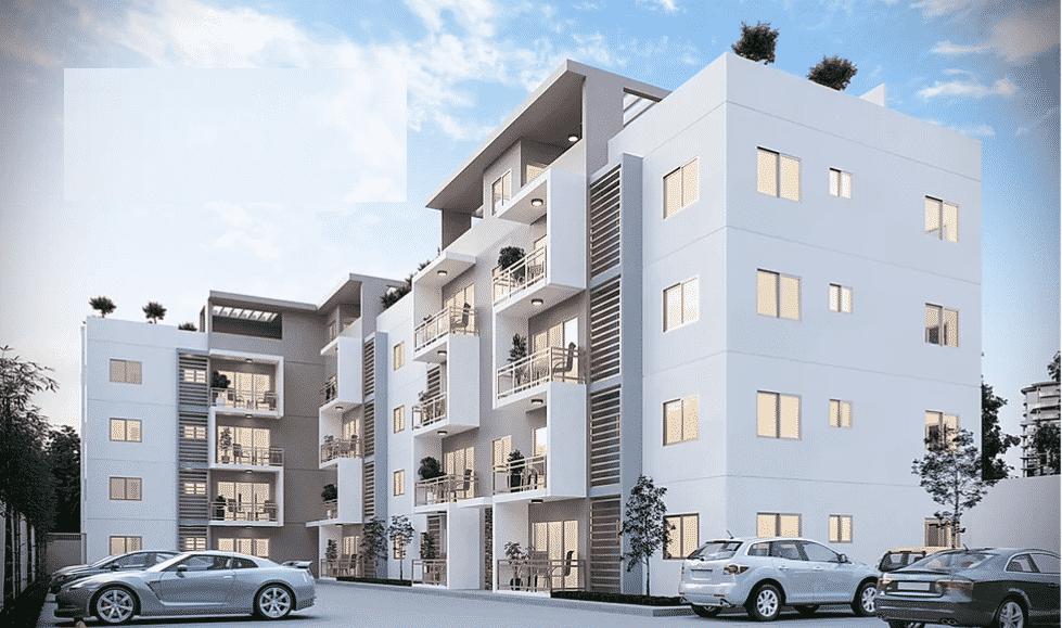 Apartamento Ensanche Isabelita, Proyecto en Construccion