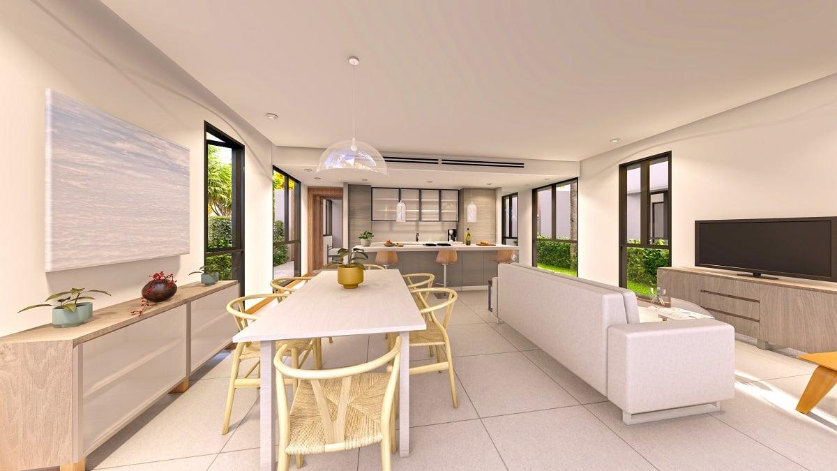 Proyecto Vista Cana Republica Dominicana Zayes Residences US$190,000