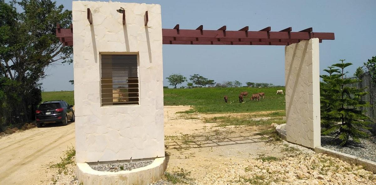 Solares y terrenos en Boca Chica Residencial Los Beisbolistas desde RD$ 4,200 por Mts cuadrado