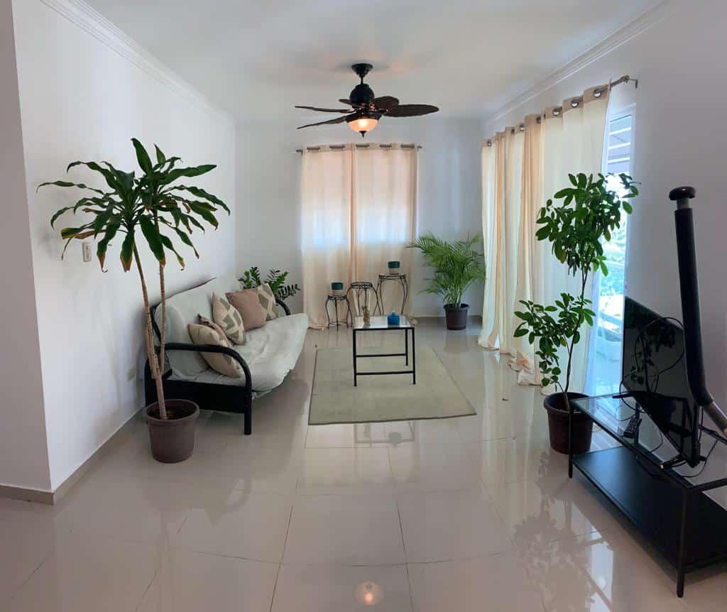 Excelente Apartamento de 2 Habitaciones en Alma Rosa II