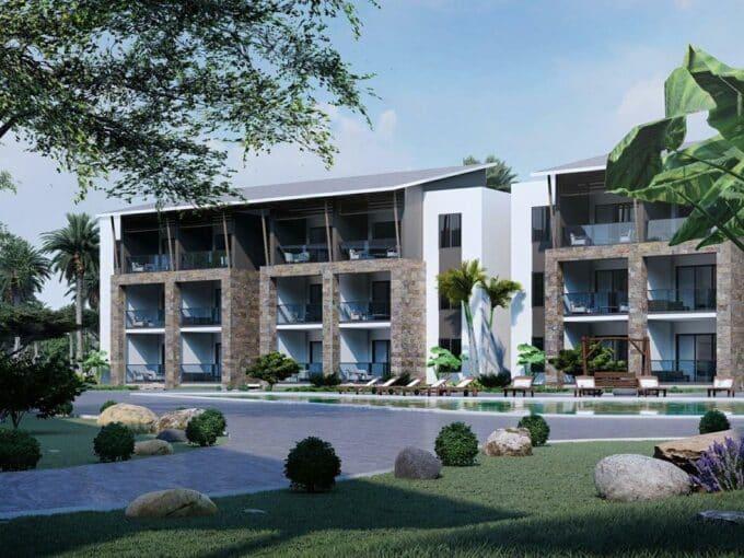 apartamentos en playa nueva romana campo de golf playa nueva romana RESIDENCIAL OASIS playa nueva romana Playa Nueva Romana Republica Dominicana 1