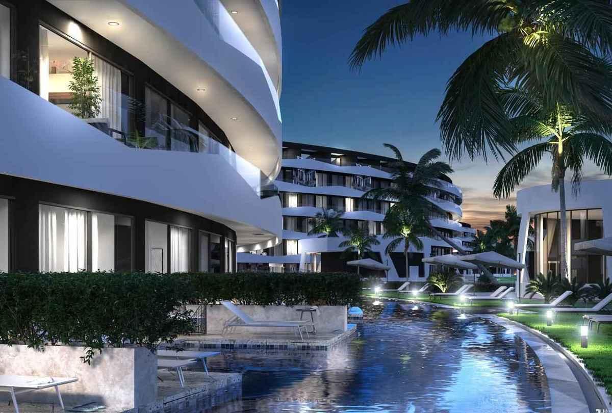 Apartamento en Venta Condominio Cana Rock Punta Cana US$147,000