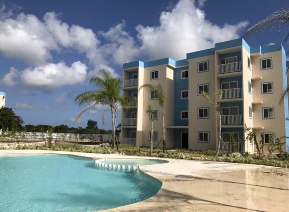 Apartamento amueblado en venta. Bávaro, Punta Cana