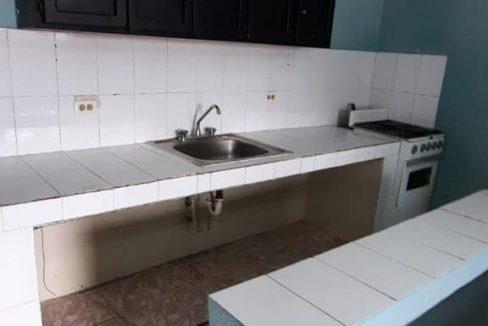 Alquiler Gazcue Apartamentos amoblados 1 habitacion bano sala cocina no parqueo cocina