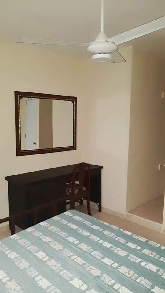 Alquiler Apartamento De 1 Habitación En Zona Colonial, Amoblado, No Parqueo