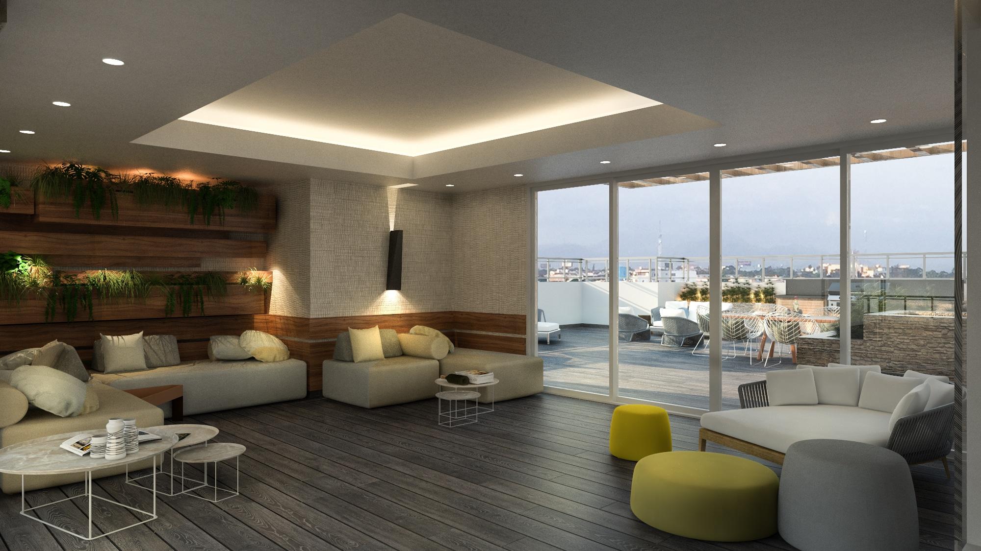 Apartamento en venta en Torre Moderna de Bella Vista nuevo a estrenar