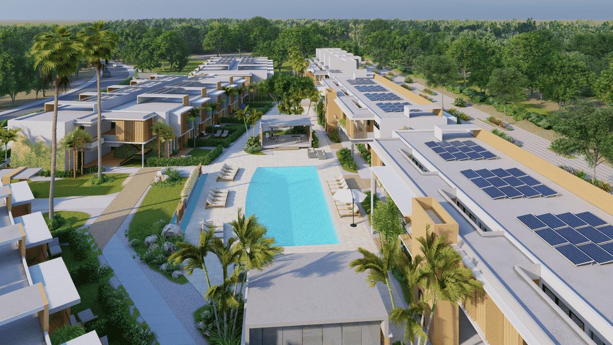 Proyecto en Punta Cana US$ 85,000