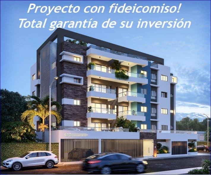 Apartamento en venta 2da con terraza en Urb Tropical