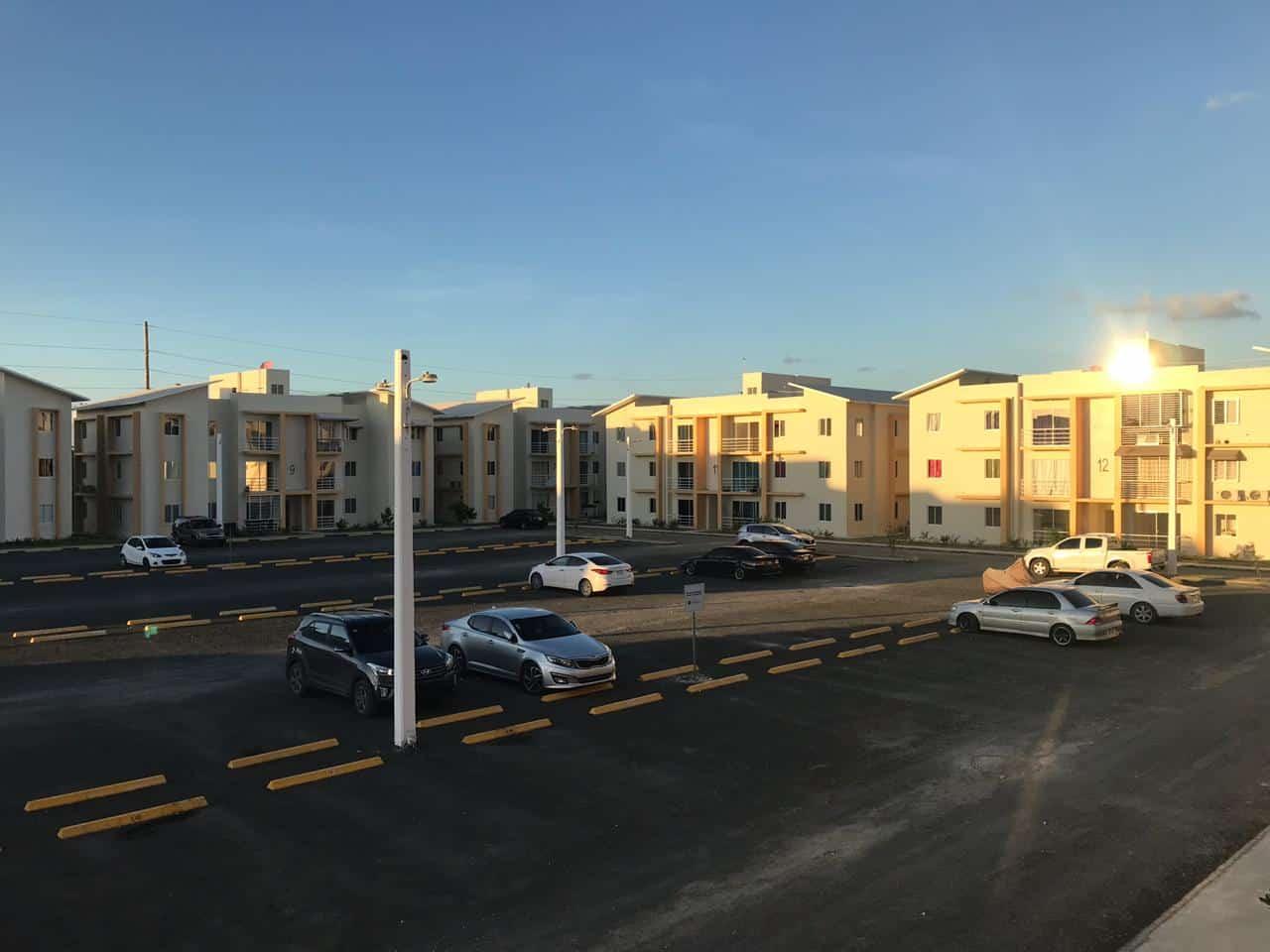 Alquilo apartamento de 2 habitaciones y 2 baños en Punta Cana