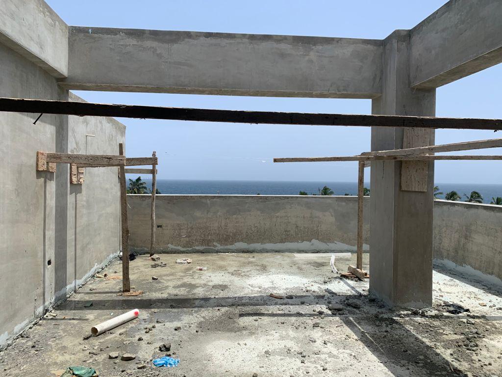 Apartamento con terraza en Miramar