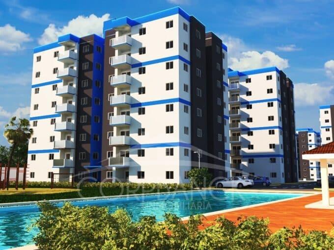 apartamentos en la Prolongacion 27 de febrero Residencial West Towers apartamentos manoguayabo Santo Domingo Oeste 9