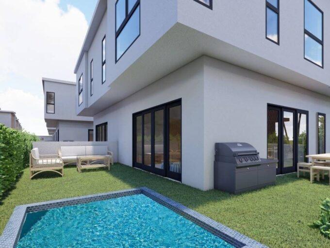 Proyecto de villas en Punta Cana Allegra Park US$129,000