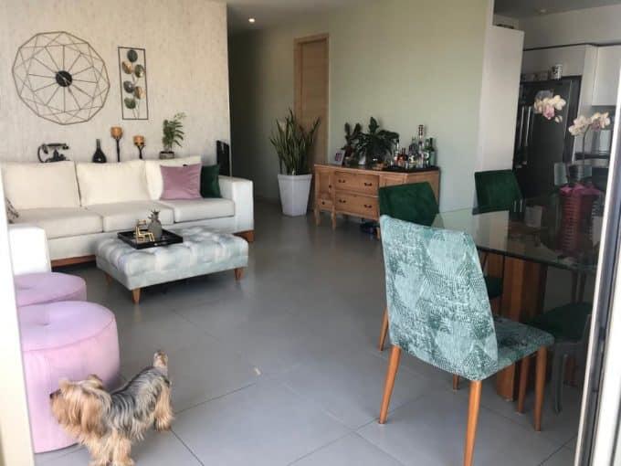 Alquilo Apartamento En Evaristo Morales Con Linea Blanca